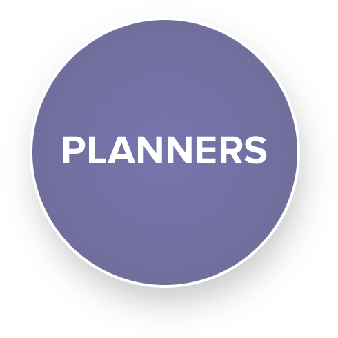 I am a Planner