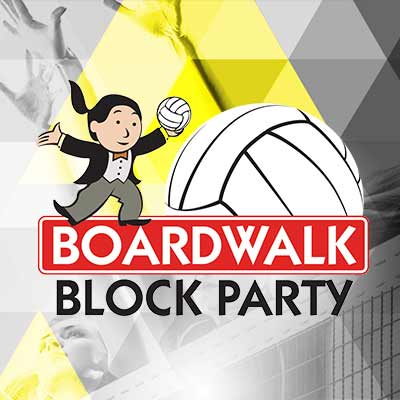 Zero Gravity Volleyball: Boardwalk Block Party