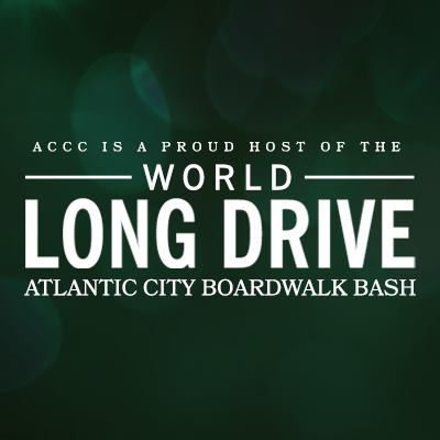 World Long Drive: Atlantic City Boardwalk Bash