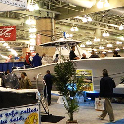 Progressive Atlantic City Boat Show
