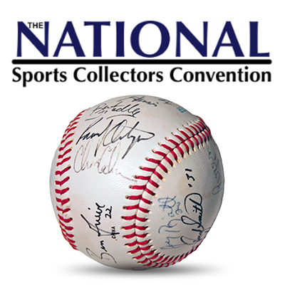 37th Annual National Sports Collectors Convention